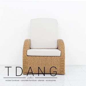 Mandalay Wicker Armchair (TD2055)