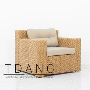 Abbey Wicker Armchair (TD2063)