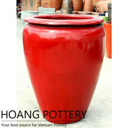 Giant Red Jar Outdoor (HPAN017)