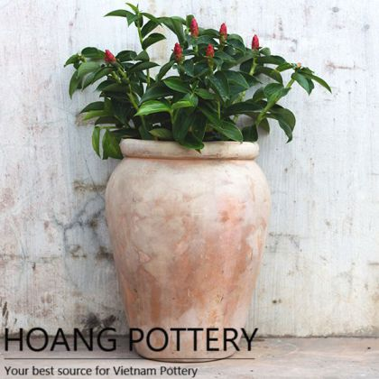 Belly Terracotta Pots (HPTC129)
