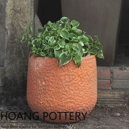 Quality Red Terracotta Pots for decoration (HPTC084)