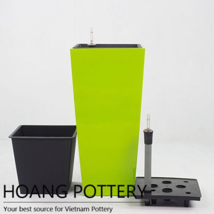 Modern Design Fiberglass Pot (HP - FG008)
