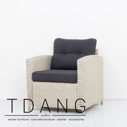 Belle Wicker Armchair (TD2047)