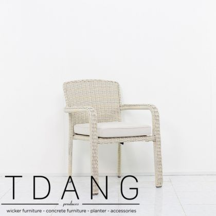 Valencia Wicker Dining Chair (TD2023)