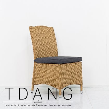 Delano Wicker Dining Side Chair (TD2036)