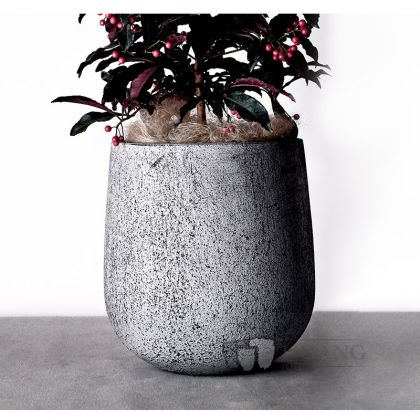 Natural Cement Planter